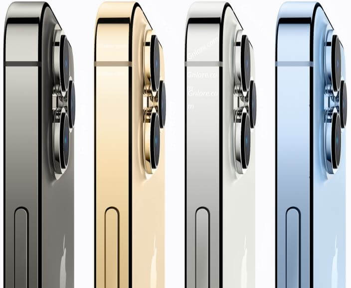 iPhone 13 Pro/iPhone 13 ProMax